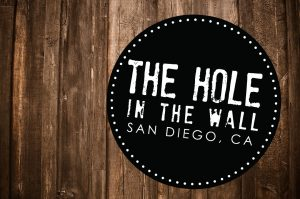 The Hole in the Wall logo
